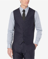Perry Ellis Men's Dolan Chambray Vest