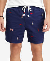 "Polo Ralph Lauren Men's Big & Tall 9"" Classic Fit Prepster Shorts"