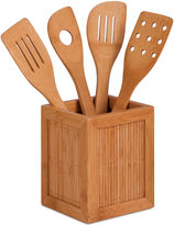 Honey-Can-Do Bamboo Utensils and Caddy