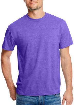 Hanes Mens Triblend Tee with X-Temp and Fresh IQ