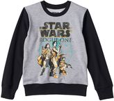 Freeze Girls 7-16 Star Wars Rogue One Colorblock Fleece-Lined Top