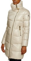 Moncler Joinville Asymmetric Zip Down Jacket