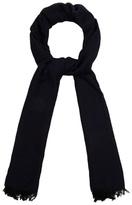 J By Jasper Conran Designer Navy Lightweight Wool Blend Scarf