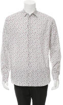 Hermes Printed Button-Up Shirt