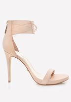 Bebe Abella Ankle Strap Sandals