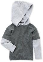 Mish Mish Toddler Boys) Color Block Hoodie