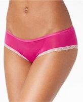 Calvin Klein Lace-Trim Hipster D3448