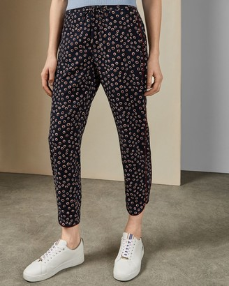 Ted Baker Floral Dot Print Joggers
