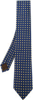 Church's geometric pattern tie