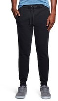 Mossimo Men's Geo Print Knit Jogger Black