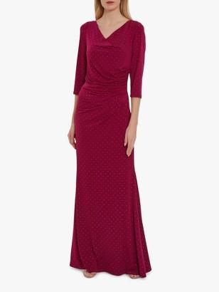 Gina Bacconi Samantha Maxi Dress