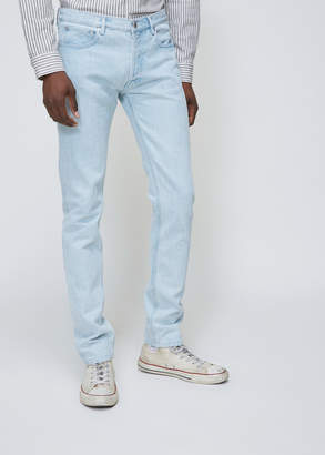 A.P.C. Men's Petit New Standard Jean in Bleach Washed Size 28 100% Cotton