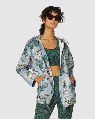 gorman Tiger Queen Raincoat
