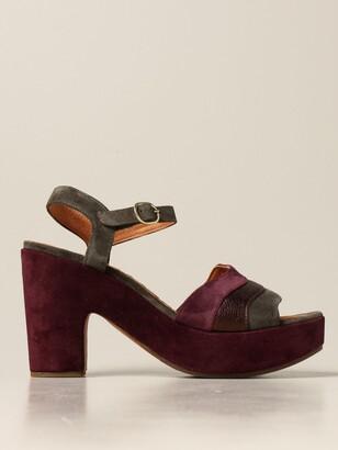 Chie Mihara Yeva Sandal In Suede