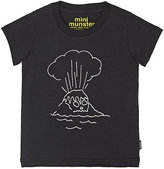 Munster Volcano-Graphic Cotton T-Shirt