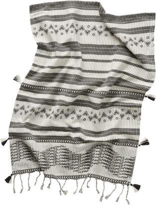 Anthropologie Aysel Printed Cotton Dish Towel