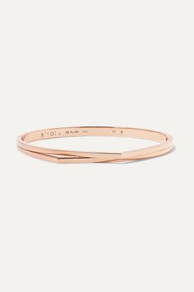Repossi Antifer 18-karat Rose Gold Bracelet - M
