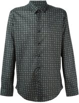 Fendi Bag Bugs shirt - men - Cotton - 43