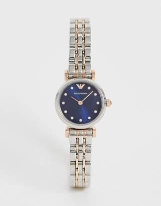 AR11222 Gianni T-Bar bracelet watch