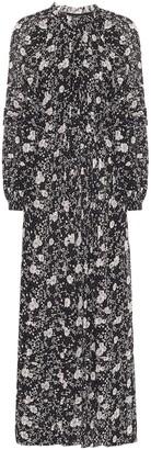 Etoile Isabel Marant Estine floral silk maxi dress