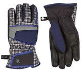 Stefano Ricci Patterned Ski Gloves