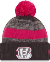 New Era Cincinnati Bengals Bca Sport Knit Hat