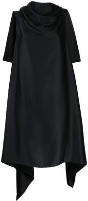 Neil Barrett draped blouse