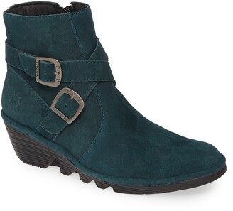 Fly London Perz Wedge Bootie