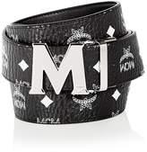 MCM Claus Visetos Reversible Leather Belt - 100% Exclusive