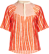 Ace&Jig Bronte striped jacquard top