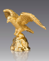 Jay Strongwater Small Eagle Figurine