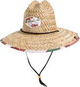 Hemlock Grizzly Straw Hat