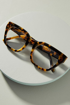 Anthropologie Ilsa Square Reading Glasses By in Assorted Size 2X