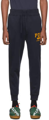 Polo Ralph Lauren Navy Vintage Fleece Lounge Pants