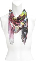 Christian Lacroix Kinetic Mystic shawl