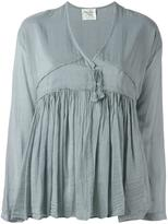 Forte Forte tie up blouse