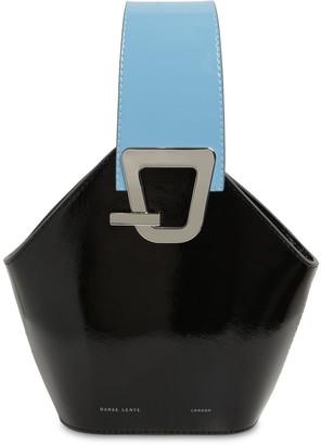 Danse Lente Mini Johnny Leather Top Handle Bag