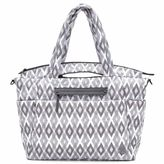 HAPP® Mattie Tote Diaper Bag in Diamond Quilted Print