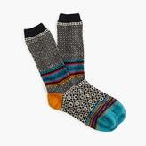 Chuptm Geometric Socks