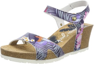 Panama Jack Women's Julieta Open Toe Sandals