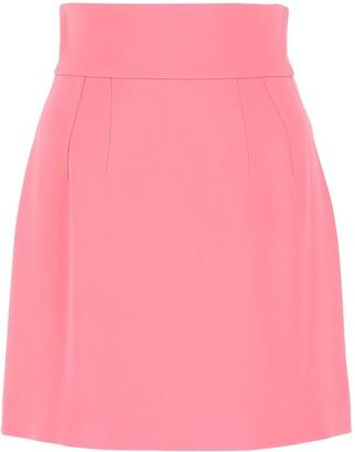 Dolce & Gabbana A-Line Mini Skirt