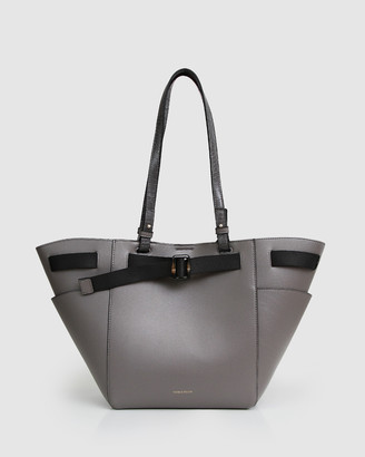 Belle & Bloom Women's Grey Purses - Easy Street Tote Bag - Size One Size at The Iconic