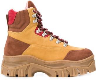 MSGM Tractor Trekking boots