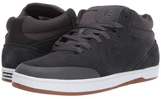 Etnies Marana Mid (Dark Grey/Black) Men's Skate Shoes