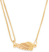 Alex and Ani Wing Pull Chain Necklace
