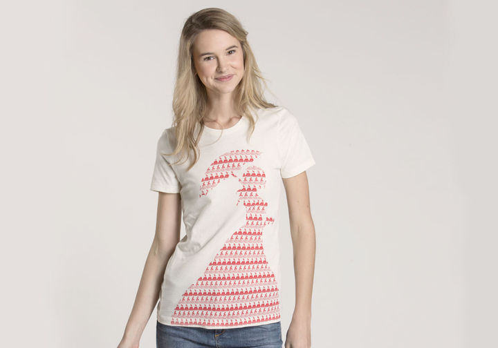 Out of Print Little Women Tee