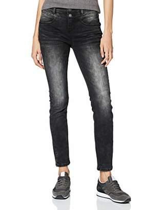 Street One Women's 372757 York Slim Fit Jeans,W30/L30 (Size: 30)