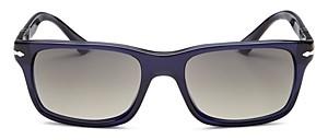Persol Men's Square Sunglasses, 55mm
