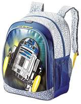 Star Wars American Tourister R2D2 Backpack - Blue