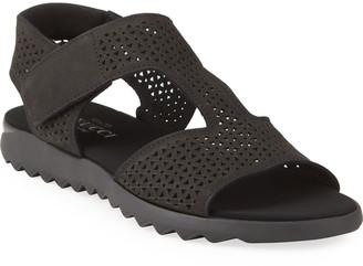 Sesto Meucci Totsy Comfort Perforated Sandals